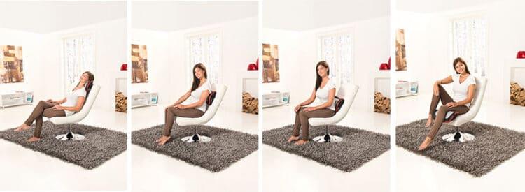 Miniwell Twist2Go - Massage Pillow