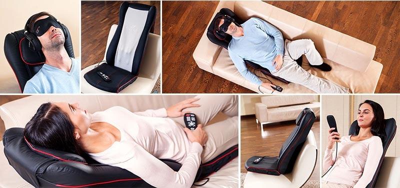 Quattromed V - Braintronics - Back Massager